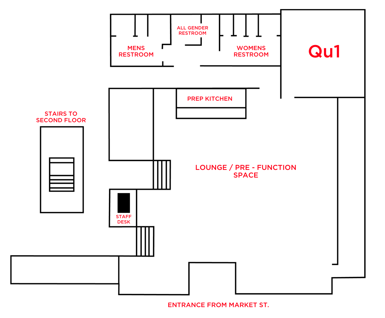 Quorum First Floor