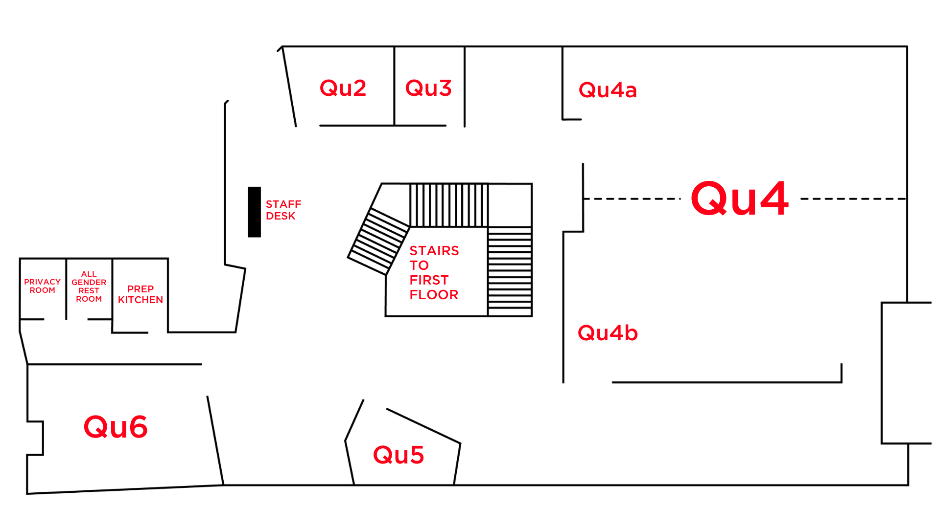 Quorum Second Floor